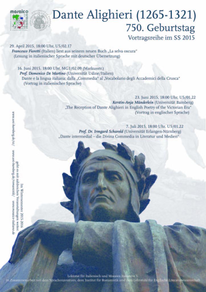 A4 - Anniversario Dante Alighieri (2015)