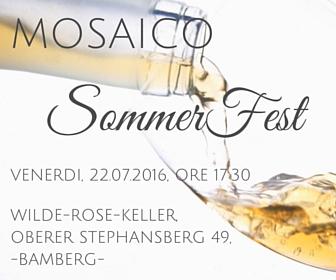 Mosaico SommerFest